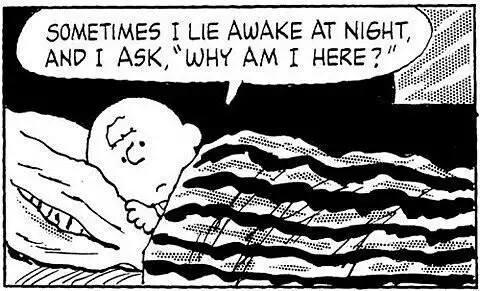 Una notte troppo intera