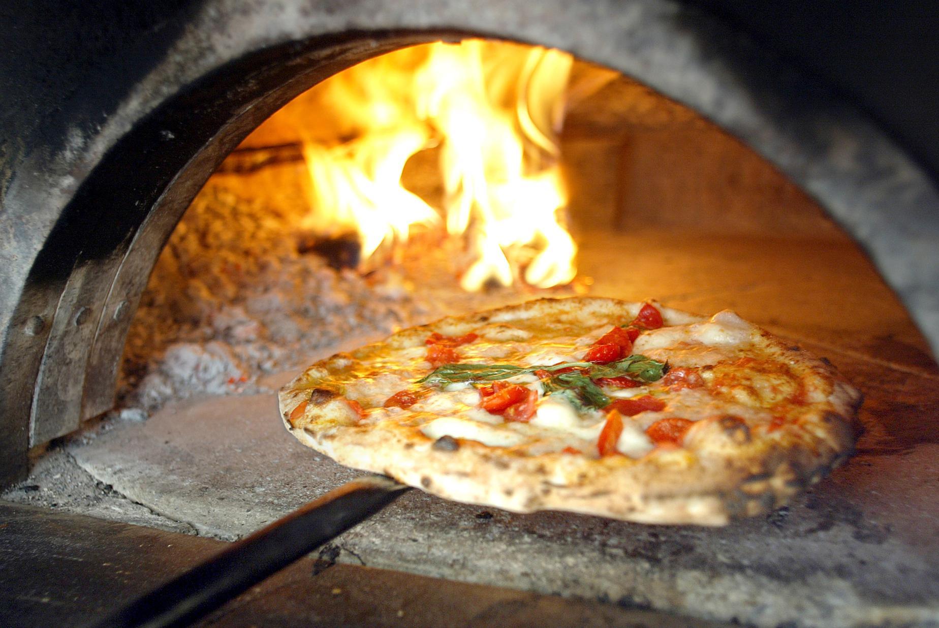 La solita pizza