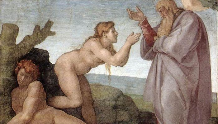 Maschio e femmina li creò – 1